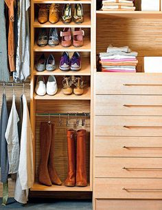 1000 images about para el dormitorio on pinterest ideas - Ideas para organizar armarios ...