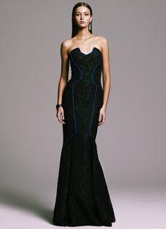 David Meister dress.