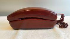 Red Pac Tel PacTel Trim Line PB2200I-D Desktop Telephone Phone #PacTel