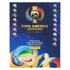 Panini Copa America Centenario USA 2016™ Official Licensed Album