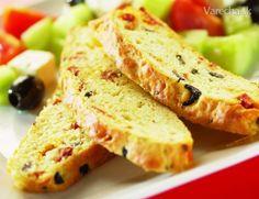 Chlieb na taliansky spôsob - Recept