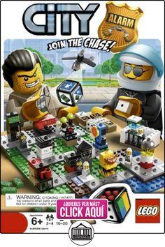 LEGO Games City Alarm 3865 by Lego Games  ✿ Lego - el surtido más amplio ✿ ▬► Ver oferta: http://comprar.io/goto/B00TT80ZOA