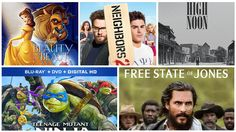 It's yet another Tuesday, and that means new home media releases on Blu-ray, 3D…