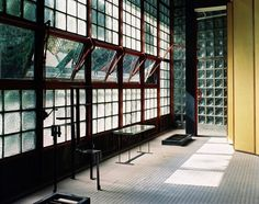Step inside the first U.S. exhibition of Pierre Chareau, co-architect of the Maison de Verre   News   Archinect