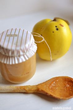 quince mustard sauce, to eat with cheese