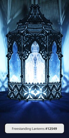 Freestanding Lanterns | OESD