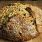 Modern Vegan Irish Soda Bread - A Vegan Blogging Extravaganza at The Flaming Vegan