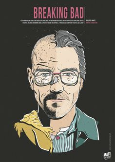 this art has a yin and yang type of contrast which is truely fascinating and amazing. Breaking Bad Poster, Breaking Bad Art, Walter White, Cool Posters, Film Posters, Graphic Posters, Tyron Lannister, History Instagram, Birdman