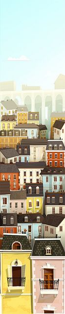 City by *aisidedpipol, via Flickr