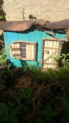 Fairy house made by Gerd vd Westhuizen