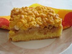 Recept Hraběnčiny řezy Cookie Desserts, Something Sweet, Macaroni And Cheese, Pie, Cookies, Ethnic Recipes, Food, Mac Cheese, Pinkie Pie