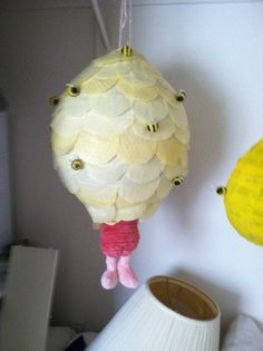Bee Hive Pinata (minus piglet hanging out)Winnie the pooh Birthday Party Ideas   Photo 1 of 22   Catch My Party