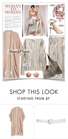 """""""Hennes&Mauritz spring 2017"""" by anne-irene ❤ liked on Polyvore featuring M&Co"""