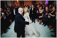 Winter Wedding at Iscoyd Park | Steve Gerrard Photography