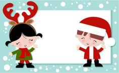 Imprimibles para Navidad 12.