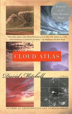 Cloud Atlas by David Mitchell - 1001 Books Everyone Should Read Before They Die (Bilbary Town Library: Good for Readers, Good for Libraries)