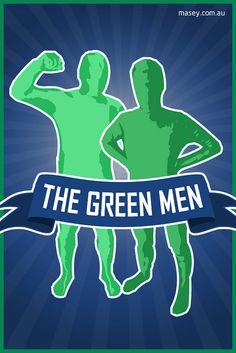 Vancouver Canucks Green Men and Utica Comets Green Men too! Hockey Logos, Ice Hockey Teams, Hockey Games, Hockey Mom, Hockey Stuff, Utica Comets, Hockey Bedroom, Canada Hockey, Visit Vancouver