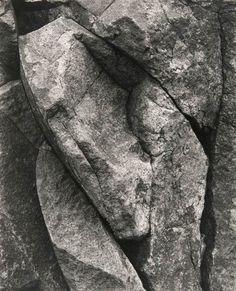Paul Strand • Rock, Port Lorne, Nova Scotia. 1919