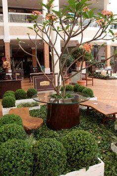 Rosamaria G Frangini Landscape Design, Garden Design, Contemporary Garden, Garden Trellis, Tropical Garden, Garden Planning, Backyard Landscaping, Beautiful Gardens, Outdoor Gardens
