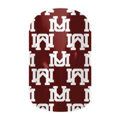 Montana Fans! These nail wraps are perfect for you!  Click the picture to get them now! No dry time, non-toxic, vegan, allergy friendly and lasts about 2 weeks on your mani!