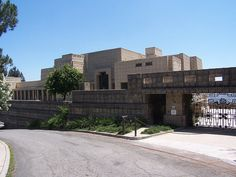 Ennis House by Flickr 7500, via Flickr