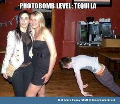 Quand tu fais des soirées vraiment trop arrosées !! Voilà le résultat...