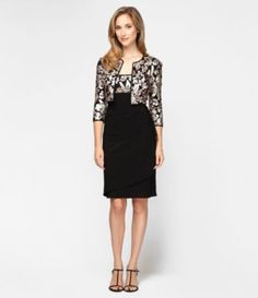 Calessa chevron paintbrush maxi dress
