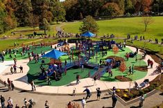 3. Jake's Place – Cherry Hill, New Jersey | 30 Most Impressive Accessible and Inclusive Playgrounds
