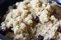 Quinoa Nuts and Berries || Breakfast