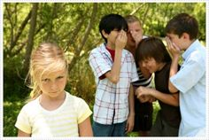 6 Steps for bully-proofing young kids