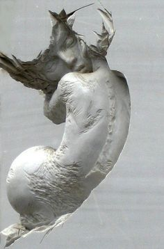 Incredible Sculpture...SophieLH, Musetouch.