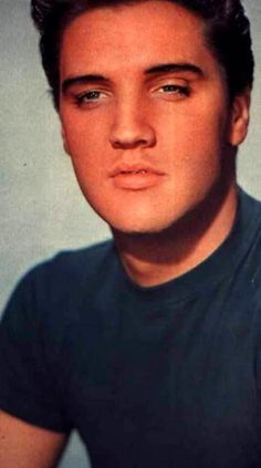 Elvis Presley-- my reason for my love of singing and dancing