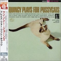 Quincy Plays for Pussycats - cover art