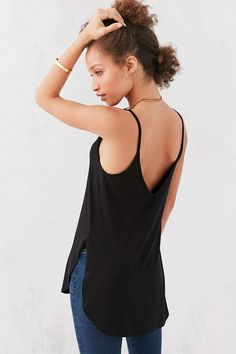 Silence + Noise Rosie Cami - Urban Outfitters