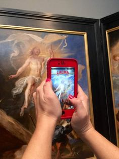 How to Snapchat, LACMA Style | Unframed