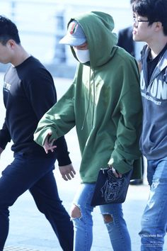 #BTS ( J-Hope) Airport Style