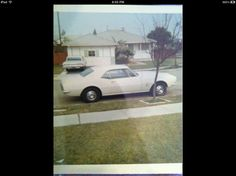 The car my parents brought me home in. 1967 Camero#Pin By:Pinterest++ for iPad#