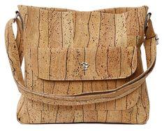 Dit is een prachtige tas gemaakt van Cork middelgrote voor dagelijks gebruik! U zult deze tas van Cork, perfect geschikt voor allerlei gelegenheden en overtuigt door zijn compacte, praktische vorm en het subtiele ontwerp. De heldere kurk lederen oppervlakken met hun individuele structuur