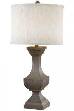 "HD Brookefield Table Lamp $139 31""Hx15""D"
