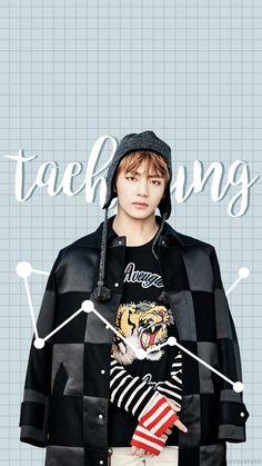 BTS / Taehyung / Lockscreen