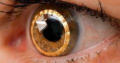 Tecnología Actual: Sony crea una lente de contacto que graba y reproduce imágenes y videos