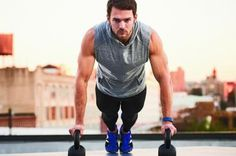 These quick and easy workout routines burn fat and build muscle, even if you're five feet from your couch.