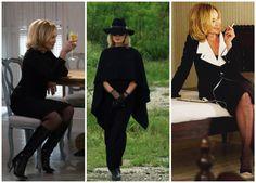 lo stile di Fiona Goode (Jessica Lange)