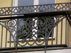 Wrought Iron Balcony on Römersstrasse | pov_steve - Flickr