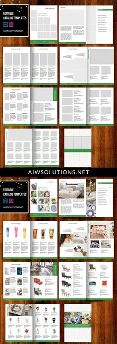 39 Best Catalog Images On Pinterest Product Catalog Template