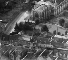 Part of the Aerofilms collection found on the Britain from Above site. St Albans, Watford, Newspaper, Countryside, Britain, Cathedral, Saints, Coast, England