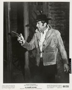 Western Movies Saloon Forum Cinq Cartes A Abattre Five Card Stud Dhenry Hathaway