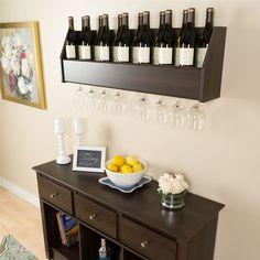 Porte-bouteilles de vin mural | Walmart.ca