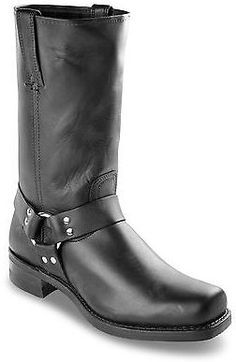 Frye Men's Harness 12R Chain Boot, Black | Things to ...