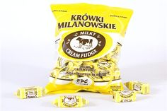 Milanówek is known very well for cream fudges